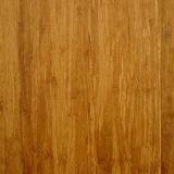 Un uso de interior tejido hilo del entarimado de bambú del grado
