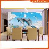 Картина маслом искусствоа Giraffe новой картины 2017 симпатичная для живущий комнаты