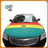 Tissu élastique écologique voiture personnalisée couvre capote pour publicité de bannière