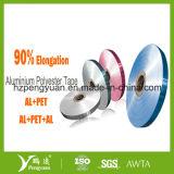 Fil et câble électriques empaquetant Al/Pet