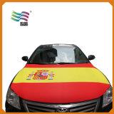 L'Espagne Drapeau national du capot de voiture en plein air (HYCH-AF010)