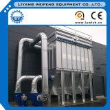 Colector de polvo del filtro de bolso de la central eléctrica