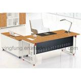 Novo modelo de mesa de computador de escritório com MDF Melamina (YF-T5001)