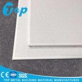 Clip de aluminio superior en el Panel para interiores, Decoración de techo