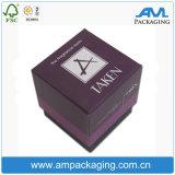 Laminado de perfume de incienso de productos de cosmética de lujo en caja de embalaje de regalo