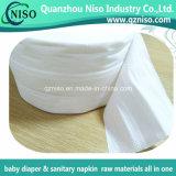 Gancho de não tecidos Fraldas para bebés de fita lateral com a SGS (LS-108)