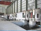 Forno di fusione di alluminio per 0.5 tonnellate