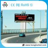Im Freien P6 LED Bildschirm-Anschlagtafel der hohen Helligkeits-für das Bekanntmachen