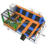 Sosta multifunzionale da vendere, sosta del trampolino del trampolino di zona di salto