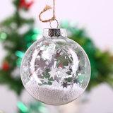 رخيصة واضحة زجاجيّة عيد ميلاد المسيح كرات بالجملة