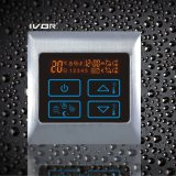 Programmable Underfloor Heating Thermostat Touch Switch Metal Frame (SK-HV2000-M)