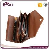 Umschlag PU lederne Dame Purse, Kartenhalter-Mappe, zum der Geld-Karten zu halten