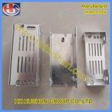 Коробка металлического листа OEM изготовленный на заказ с высокой точностью (HS-SM-0038)