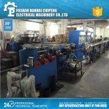 Cable de cobre de alta velocidad de la manguera de PVC de la máquina de extrusión de plástico