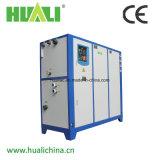 냉각하는 장비를 위한 공기에 의하여 냉각되는 산업 포장 물 냉각장치
