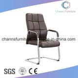 Castanho claro tecido base de Nylon Cadeira de escritório giratória com rodízios