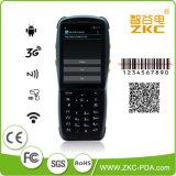 Terminale portatile industriale tenuto in mano di dati di PDA con NFC WiFi Bluetooth Unicom 3G
