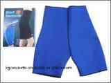 Calça curta em neoprene coloridos para mulher