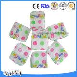 공장 가격을%s 가진 중국에 있는 처분할 수 있는 아기 기저귀 제조자