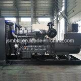 24hours燃料タンクが付いているタイプ350kw/438kVA Sdec Shangchaiのディーゼル発電機を開きなさい