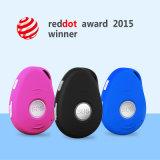 Pocketfinder Rastreador GPS com 3G Mini médias para as crianças/Altos/animais de estimação/ Rastreador GPS do veículo