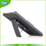 Neuer Entwurfs-Pistolenhalfter-Kasten-Deckel mit Kickstand für Huawei P9