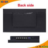 Circuito cerrado de televisión de 22 pulgadas LCD portátil