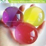 Alimentation en usine Grande grosse boule de dragon Sols en cristal magique Perles d'eau Gel Ball Mix Couleurs