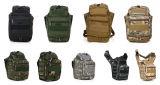 9 colores de camuflaje del Ejército de tácticas Camping Super Portasilla