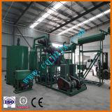 Resíduos da regeneração de óleo do motor com óleo Base destilador de vácuo Refinaria Modular