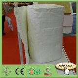 Baumaterial-Wärmeisolierung-Felsen-Wolle-Zudecke