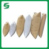 Ppwoven y pedido del OEM de Appect de la fábrica de los bolsos de aire del balastro de madera del papel de Kraft