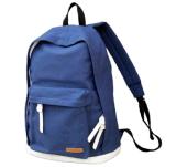 Мешок студента Backpack перемещения холстины людей мешка плеча вскользь