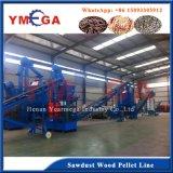 Linea di produzione di legno approvata delle particelle del Ce con alta efficienza