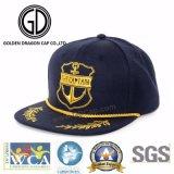 Chapeau coloré de Snapback de bord d'impression d'insigne de broderie du modèle 2017 neuf avec le logo fait sur commande