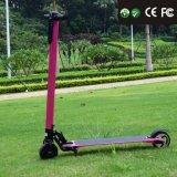 ハンドルが付いている2車輪の自己バランスをとる折る電気スクーター