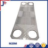 Substituir la placa de Laval M20m de la alfa de la alta calidad para el cambiador de calor de la placa por Factory Tasar hecho en China