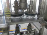 Máquina de enchimento automática de óleo engarrafado de plástico