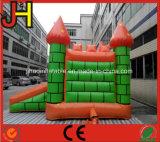 Château de Bouncer à saut gonflable avec combiné à glissière double géant