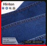 ткань 10oz джинсовой ткани Spandex Tr Twill индига 10s для джинсыов