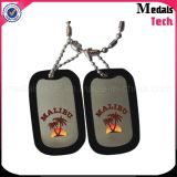 2017 Atacado Custom Metal Engraved Sports Dog ID Tags