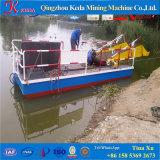 水生植物のWeedの切断の船のボートの浚渫船