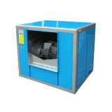 Schrank-Typ Handelsküche-Dampf-Extraktion-Turbine-Ventilator