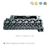 6D ISBE cabeça de cilindro Assy com duas partes de furo pequeno QSB Motor 2831279 4899587