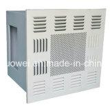 Rectángulos del filtro de aire de HEPA, sistema Class100, rectángulo del filtro de HEPA del filtro del conducto del techo del sitio limpio