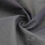 l'eau de 40d 285t et vers le bas tissu de Mélanger-Tissage en nylon d'Intertexture du polyester 73.5% du jacquard 26.5% de plaid de ratière tissé par jupe Vent-Résistante (H018)