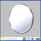 Alta calidad buen precio 6 mm Oval Bathroorm espejo proveedor
