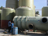 腐食性の液体のためのFRP/GRPタンク