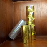 Sellado caliente del laser de la película transparente de la hoja para el papel y el plástico