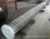 Permutador de calor de aço inoxidável duplex